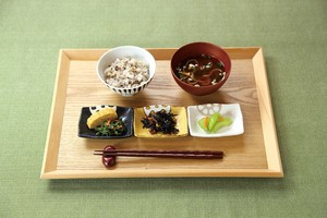 Wooden Slip Tray Natural Kitchen