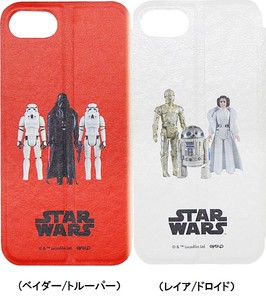 Star Wars Box iPhone SE Flip Cover