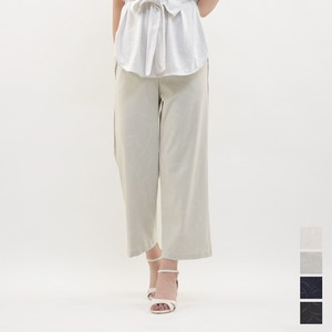 SUMMER S/S Dry Star Dick Leaf wide pants