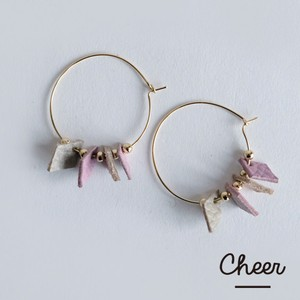 Circle Pierced Earring Japan