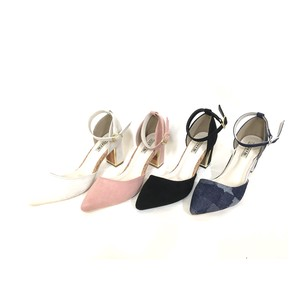 Spring Items Emergency Ankle Strap Heel Pumps