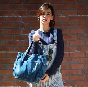 Denim Small Bag