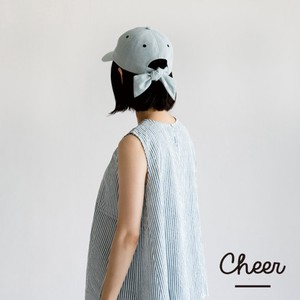Denim Ribbon CAP