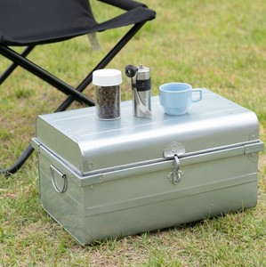 Feel Tinplate Material Set Classic Trunk