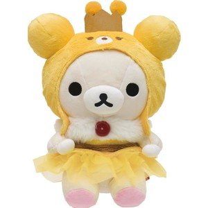 Rilakkuma Soft Toy Rack Harvest
