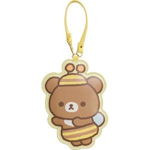 Rilakkuma Commuter Pass Holder Harvest