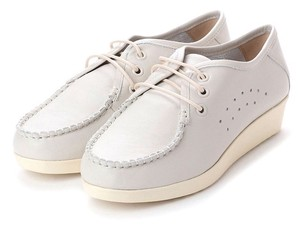 S/S Genuine Leather Lace Shoes