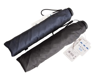 All Weather Umbrella Maruko Light-Weight Tatami Navy Rack