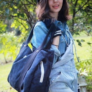 Denim Bag Travel Bag