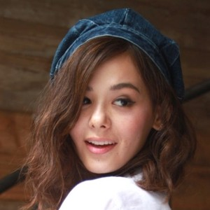 Denim Beret Hats & Cap