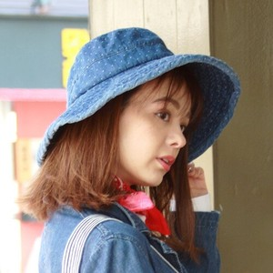 Denim Hat Hats & Cap