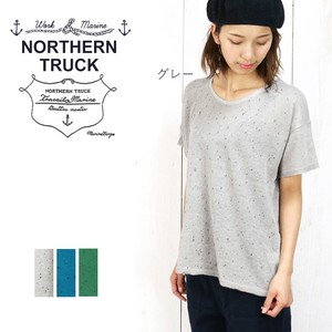 Rack Short Sleeve T-shirt Cut And Sewn Top