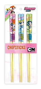 Chopstick Set Power Girls