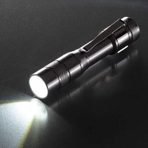 【信頼のOHMブランド】防水LEDズームペンライト 2タイプ