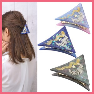 Galaxy Triangle Hair Ban