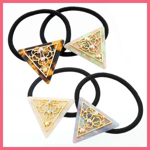 Watermark Marble Triangle Hair Elastic