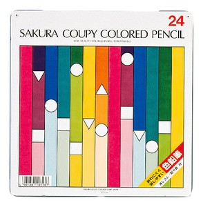Colored Pencil 24 colors Standard