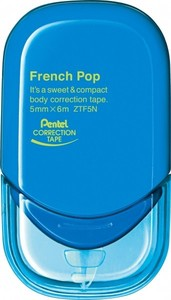 French Pop Color A blue