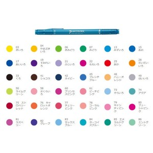 Aqueous Felt-tip pen Play Color