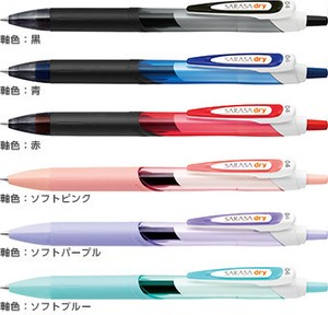 Dry Gel Ballpoint Pen 0.4 mm