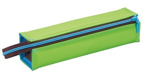 KOKUYO Pencil Case Sheet Light green