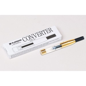 Fountain Pen Exclusive Use Inhalation device Converter