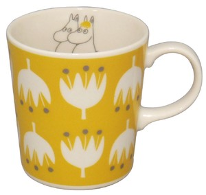 The Moomins Mug Yellow