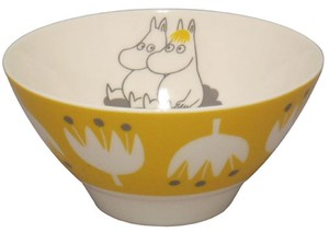 The Moomins Bowl Yellow