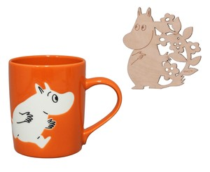 The Moomins Coaster Mug The Moomins