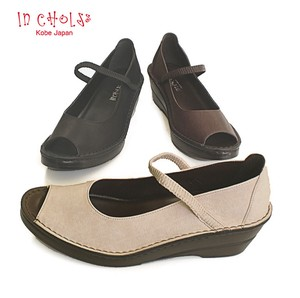 S/S Open Toe Flat Shoes
