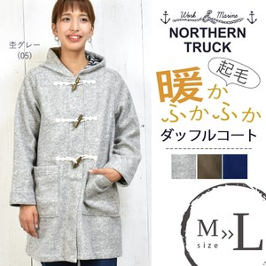 Rack Duffle Coat Outerwear Felt Coat