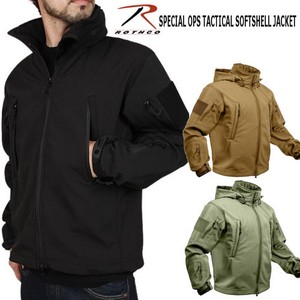 ROTHCO 【 ロスコ 】 SPECIAL OPS TACTICAL SOFTSHELL ジャケット (全4色)