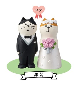 Wedding Mascot Cat