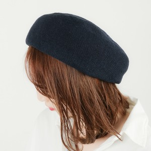 Ladies Men's Linen Beret