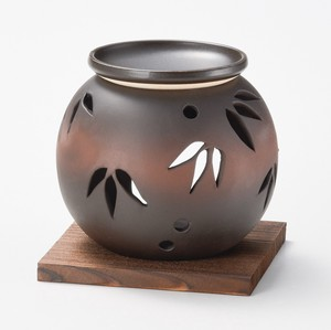 Deodorize Sen Tea(Green Tea) Kiln Change Watermark Incense Burner