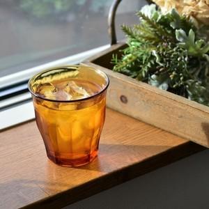 デュラレックス ピカルディー 250 ガラスコップ アンバー【ガラス】[フランス製/洋食器]