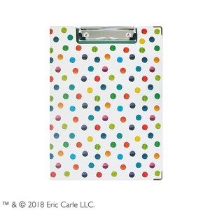 Hungry Bug, Flower & Plant Book Clip Board Dot