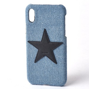 Star Patch Hard Back iPhone Case Star Ladies iPhone Exclusive Use