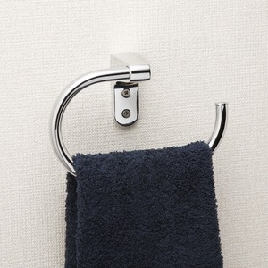 Open Towel Ring (Screws & Anchors)