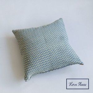 Cushion Cover Wave Border