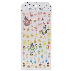 Collection 7 Colors Fruit Peta Colle Sticker