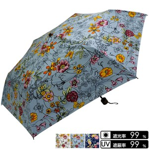All Weather Umbrella Flower Folding