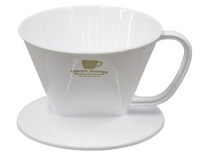 Dripper Coffee Dripper White