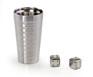Double Tumbler Cube Gift Cool