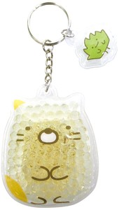 Gel Beads Key Ring Sumikko gurashi