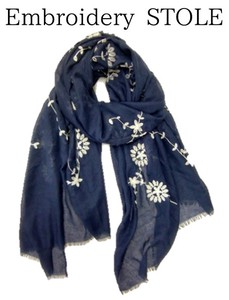 """2020 New Item"" Embroidery Stole SC"