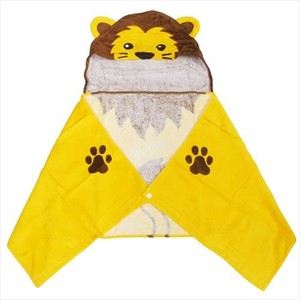 Life LION With Hood Sports Towel Animal Friends