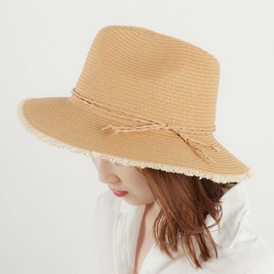 Ladies Men's Fringe Parts Felt Hat