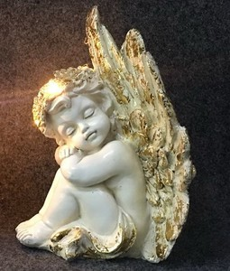 Light Angel Ornament
