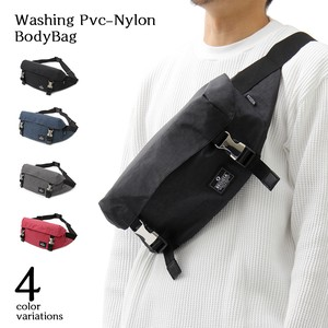 Nylon wash processing Body Bag Shoulder Bag